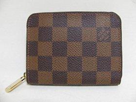 ルイ ヴィトン 財布 ダミエ ジッピー コインパース LOUIS VUITTON N63070 ヴィトン 財布 メンズ レディース  ギフト