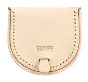 即納可能!BREE ブリー J10 181750710 ネイチャーシリーズ ヌメ革 小銭入れ コインケース カラーNature BREE