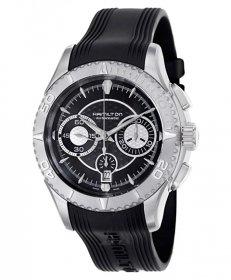 ハミルトン Hamilton 腕時計 H37616331 ジャズマスター シービュー オート クロノ ダイバーズ  クロノグラフ 自動巻