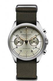 ハミルトン Hamilton 腕時計 H76456955 カーキ アビエーション パイロット パイオニア 自動巻