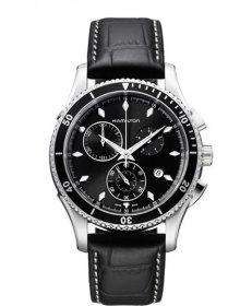 ハミルトン ジャズマスター H37512731 腕時計 メンズ HAMILTON JAZZMASTER ダイバーズ  クロノグラフ