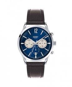 ヘンリーロンドン ナイツブリッジ HL41-CS-0039 腕時計 メンズ HENRY LONDON KNIGHTSBRIDGE レザーストラップ