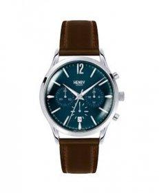 ヘンリーロンドン ナイツブリッジ HL41-CS-0107 腕時計 メンズ HENRY LONDON KNIGHTSBRIDGE レザーストラップ
