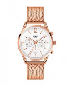 ヘンリーロンドン リッチモンド HL39-CM-0034 腕時計 メンズ レディース ユニセックス HENRY LONDON RICHMOND メタルブレス