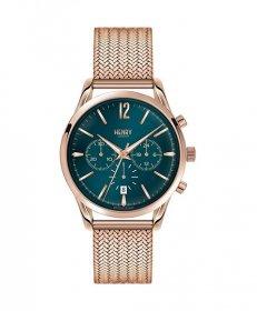 ヘンリーロンドン ショーディッチ HL39-CM-0142 腕時計 メンズ レディース ユニセックス HENRY LONDON STRATFORD ゴールド メタルブレス