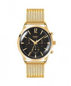 ヘンリーロンドン ウェストミンスター HL41-CM-0180 腕時計 メンズ レディース ユニセックス HENRY LONDON WESTMINSTER ゴールド メタルブレス