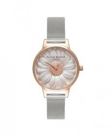 オリビアバートン ミディー ダイアル OB16FS94 腕時計 レディース OLIVIA BURTON MEDIUM DIAL ゴールド メタルブレス