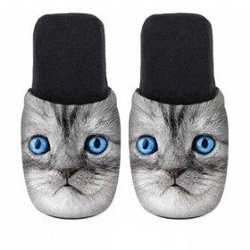 ユーロスポンジ CATS TRISTANO Mサイズ スリッパ eurospugna  ユニセックス メンズ レディース ルームシューズ 猫 ねこ ネコ