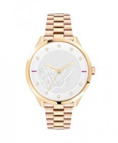 フルラ メトロポリス R4253102521 腕時計 レディース FURLA METROPOLIS メタルブレス ピンクゴールド