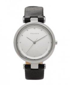 スカーゲン ターニャ SKW2467 腕時計 レディース SKAGEN TANJA レザーストラップ 北欧