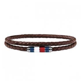 トミー ヒルフィガー  ブレスレット 2790055 ブラウン ブレスレット TOMMY HILFIGER bracelet ユニセックス