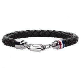 トミー ヒルフィガー ブレスレット 2700510 ブラック ブレスレット TOMMY HILFIGER bracelet ユニセックス