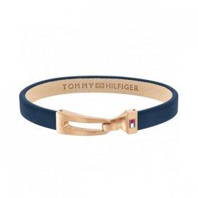 トミー ヒルフィガー ブレスレット 2790054 ブルー/ピンクゴールド ブレスレット TOMMY HILFIGER bracelet ユニセックス