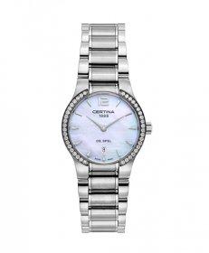 サーチナ C012-209-61-117-00  レディース CERTINA  メタルブレス スイス製 ダイヤモンド