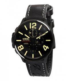 ユーボート カプソイル クロノ DLC 8109 腕時計 メンズ U-BOAT CAPSOIL CHRONO DLC