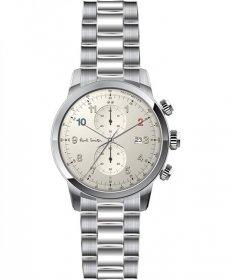 ポールスミス  P10142 腕時計 メンズ PAUL SMITH  クロノグラフ メタルブレス
