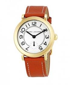 マークジェイコブス  MJ1574 腕時計 ユニセックス MARC JACOBS  レザーストラップ プレゼント ペアウォッチ ゴールド ※時計は1点での価格です。