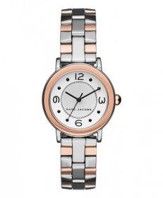 マークジェイコブス ライリー MJ3540 腕時計 ユニセックス MARC JACOBS  メタルブレス プレゼント ペアウォッチ シルバー×ピンクゴールド ※時計は1点での価格です。