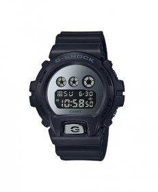 カシオ ジーショック DW-6900MMA-1 腕時計 メンズ CASIO G-SHOCK Gショック メタリック ミラーフェイス  耐衝撃構造 防水