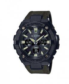 カシオ ジーショック GST-W130BC-1A3 腕時計 メンズ CASIO G-SHOCK ジースチール タフソーラー ソーラー電波 防水 海外モデル