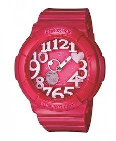 カシオ ベビージー BGA-130-4B 腕時計 レディース CASIO Baby-G ネオンダイアルシリーズ ピンク 防水