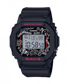 カシオ ベビージー BGD-560SK-1 腕時計 レディース CASIO Baby-G 防水 グラフィティーフェイス