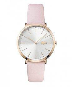 ラコステ ムーン 2000948 腕時計 レディース LACOSTE MOON レザーストラップ ローズゴールドケース ピンク 誕生日プレゼント ペアウォッチ※時計は1点での価格です。