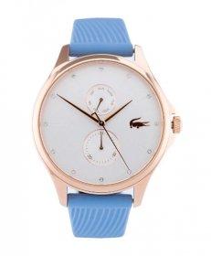ラコステ  2001024 腕時計 レディース LACOSTE  ラバーストラップ ローズゴールドケース 誕生日プレゼント ペアウォッチ※時計は1点での価格です。