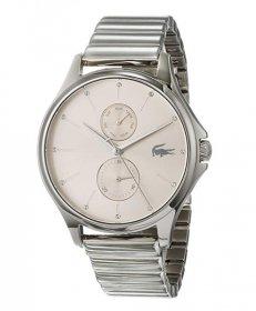 ラコステ  2001026 腕時計 レディース LACOSTE  メタルブレス ローズゴールド文字盤 誕生日プレゼント ペアウォッチ※時計は1点での価格です。