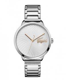 ラコステ  2001059 腕時計 レディース LACOSTE  メタルブレス シルバー 誕生日プレゼント ペアウォッチ※時計は1点での価格です。