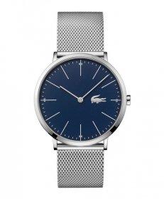 ラコステ  2010900 腕時計 メンズ LACOSTE  メタルブレス シルバーウォッチ 誕生日プレゼント ペアウォッチ※時計は1点での価格です。