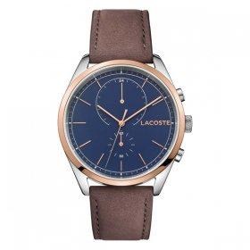 ラコステ  2010917 腕時計 メンズ LACOSTE  レザーベルト 誕生日プレゼント ペアウォッチ※時計は1点での価格です。