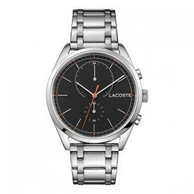 ラコステ  2010918 腕時計 メンズ LACOSTE  メタルブレス シルバーウォッチ 誕生日プレゼント ペアウォッチ※時計は1点での価格です。