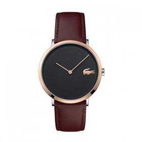 ラコステ  2010952 腕時計 メンズ LACOSTE  レザーストラップ 誕生日プレゼント ペアウォッチ※時計は1点での価格です。