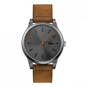 ラコステ  2010968 腕時計 メンズ LACOSTE  レディース スエードレザーベルト 誕生日プレゼント ペアウォッチ
