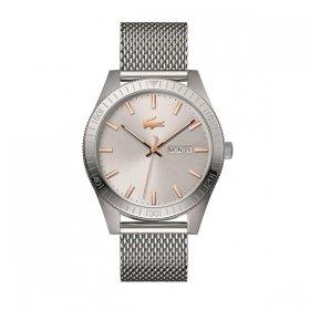 ラコステ  2010983 腕時計 メンズ LACOSTE  レディース メタルブレス 誕生日プレゼント ペアウォッチ