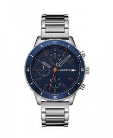 ラコステ  2010995 腕時計 メンズ LACOSTE  レディース メタルブレス 誕生日プレゼント ペアウォッチ
