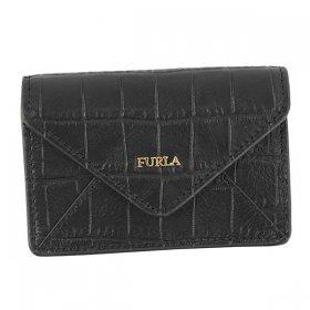 フルラ 1014178 PBF1 FURLA MAGIX カードケース BK カードケース 名刺入れ 定期入れ レディース 黒 プレゼント