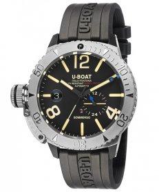 ユーボート ソマーソ ラバー 9007AR 腕時計 メンズ U-BOAT CLASSICO SOMMERSO/A RUBBER
