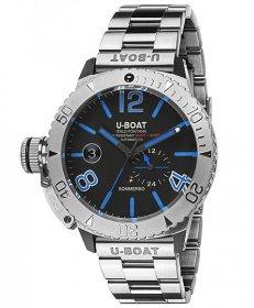 ユーボート ソマーソ ブルー ブレスレット 9014M 腕時計 メンズ U-BOAT CLASSICO SOMMERSO BLUE BRACELET