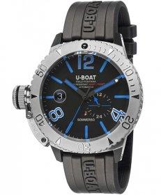 ユーボート ソマーソ ブルー ラバー 9014R 腕時計 メンズ U-BOAT CLASSICO SOMMERSO BLUE RUBBER
