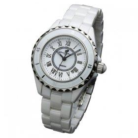 サルバトーレマーラ SM15151-WHR 腕時計 レディース  Salvatore Marra セラミック