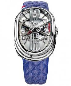 グリモルディ G.T.O.  フジ SSSHICE612SL-BL 腕時計 メンズ GRIMOLDI Gran Tipo Ovale Fuji