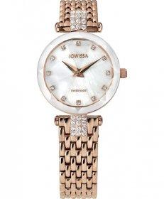 ジョウィサ ファセット ストラス 5.635.S 腕時計 レディース JOWISSA Facet Strass
