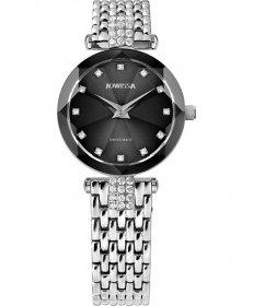 ジョウィサ ファセット ストラス 5.637.S 腕時計 レディース JOWISSA Facet Strass