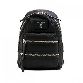 マークジェイコブス Nylon Biker Mini Backpack M0012702 001/BLACK ブラック 黒 バックパック リュック MARC JACOBS