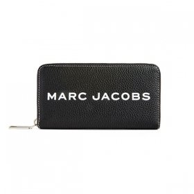 マークジェイコブス ラウンドファスナー 長財布 M0014868 001/BLACK ブラック 黒 サイフ ウォレット MARC JACOBS レディース メンズ ユニセックス
