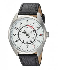 トミー ヒルフィガー  1791373 腕時計 メンズ TOMMY HILFIGER  レザーストラップ プレゼント