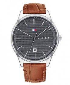 トミー ヒルフィガー  1791492 腕時計 メンズ TOMMY HILFIGER  レザーストラップ プレゼント