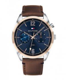 トミー ヒルフィガー  1791549 腕時計 メンズ TOMMY HILFIGER  レザーストラップ  仕事用 プレゼント